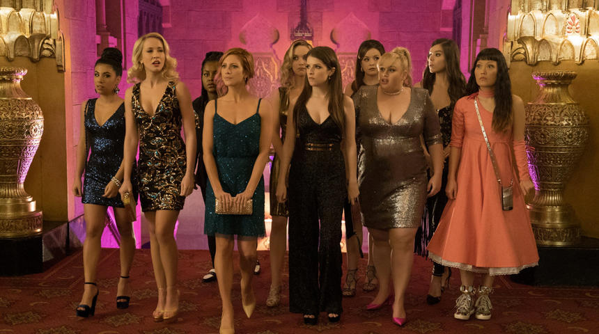 Sorties Blu-Ray et DVD : Pitch Perfect 3