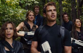 Découvrez la bande-annonce de Divergent Series: Allegiant