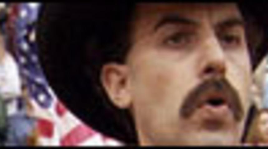 Box-office nord-américain : Borat à la conquête de l'Amérique