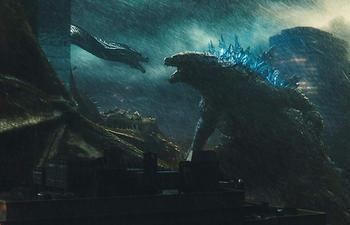 Box-office nord-américain : Godzilla terrasse les autres films