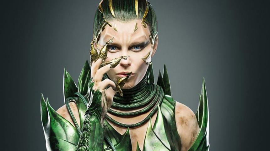 Première image d'Elizabeth Banks dans le film Power Rangers