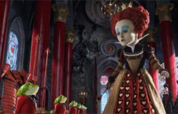Box-office québécois : Alice au pays des merveilles conserve la première place