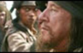 Deux images de Pirates of the Caribbean : At World's End