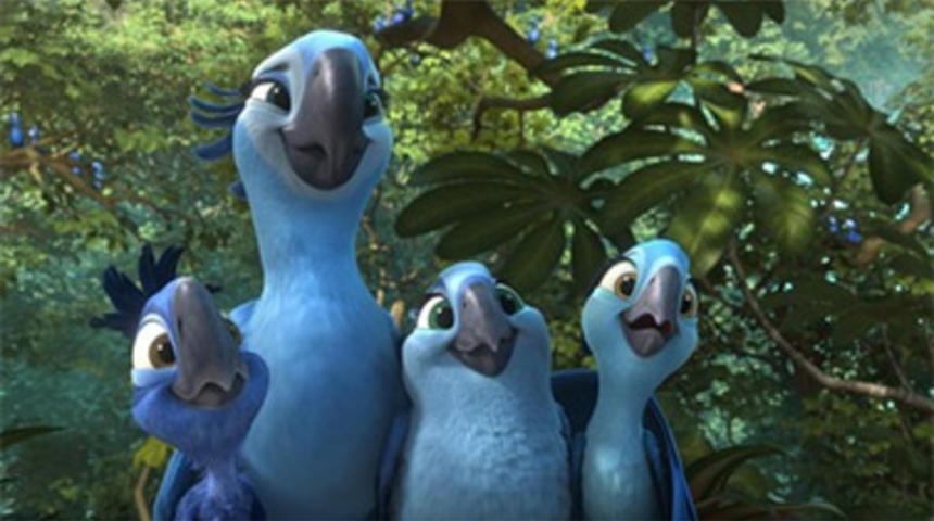 Box-office québécois : Rio 2 s'empare du premier rang
