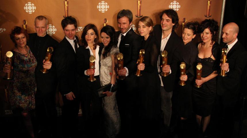 Jutra 2011 : Les gagnants et les photos de la soirée
