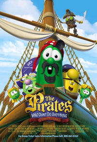 The Pirates Who Don't Do Anything: A Veg­gie­Tales Movie