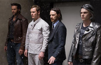 Sorties DVD : X-Men: Days of Future Past