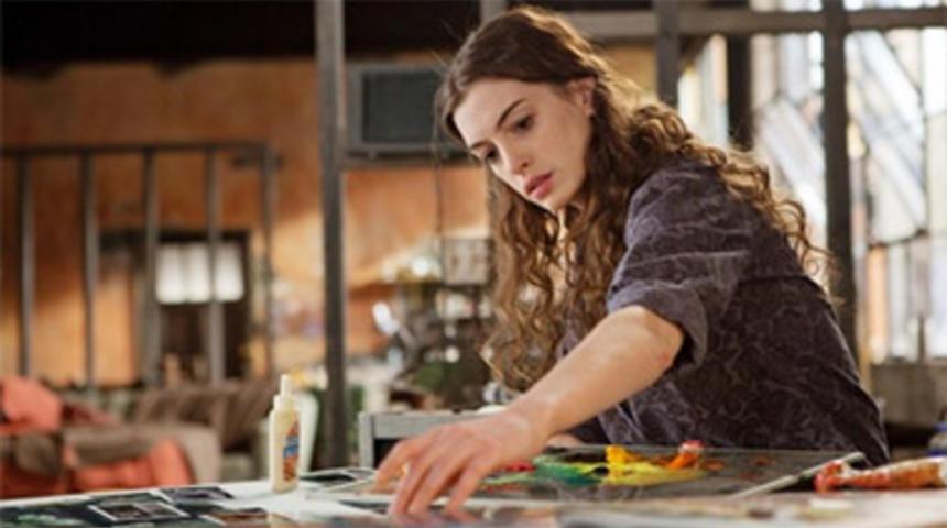 Anne Hathaway et Chloe Moretz dans Laggies