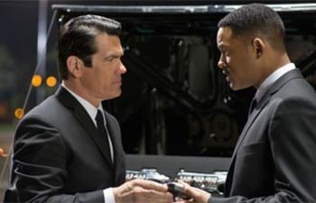 Box-office québécois : Hommes en noir 3 en tête