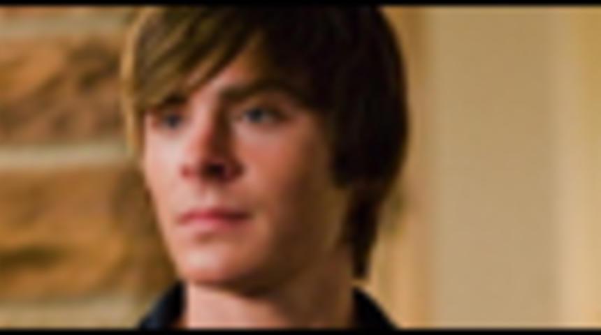 Nouveautés : Encore 17 ans pour Zac Efron