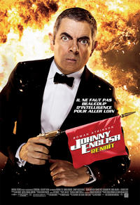 Johnny English renaît