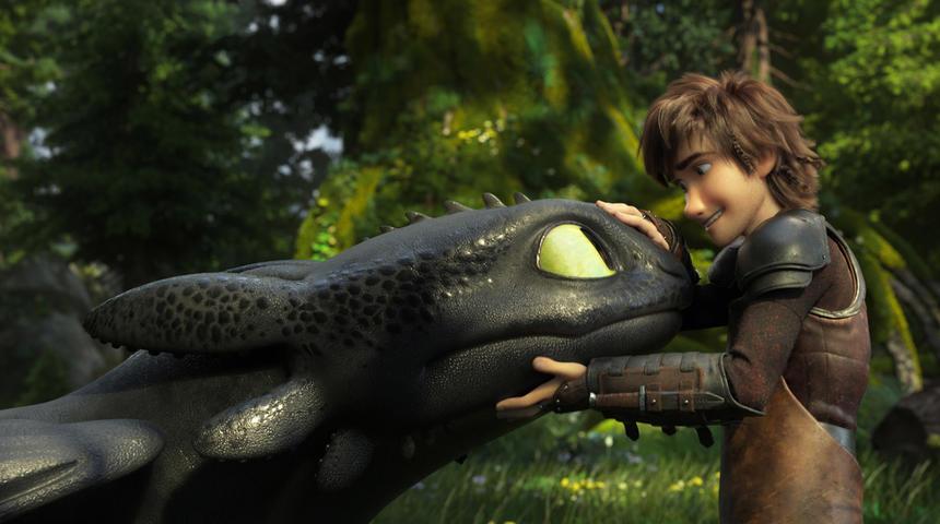 Box-office nord-américain : Dragon 3 s'envole jusqu'au premier rang