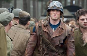 Nouveautés : Captain America: The First Avenger