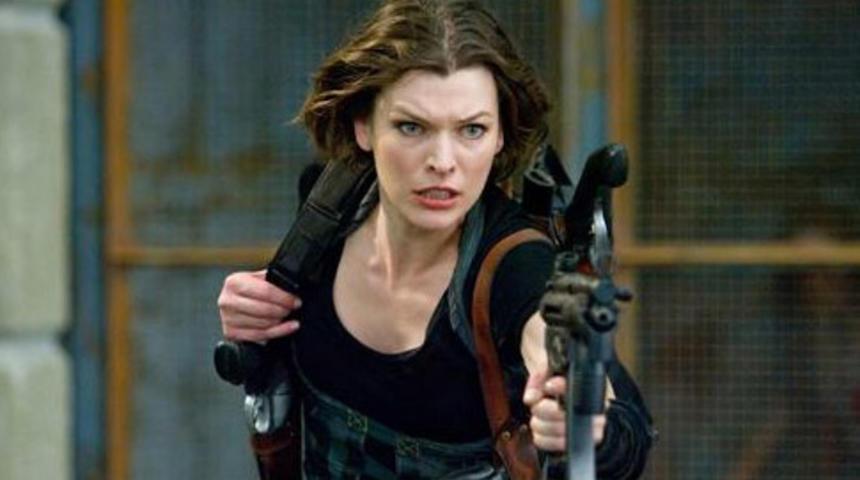 Premières images du film Resident Evil: Afterlife