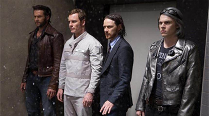 Sorties DVD : X-Men: Days of Future Past