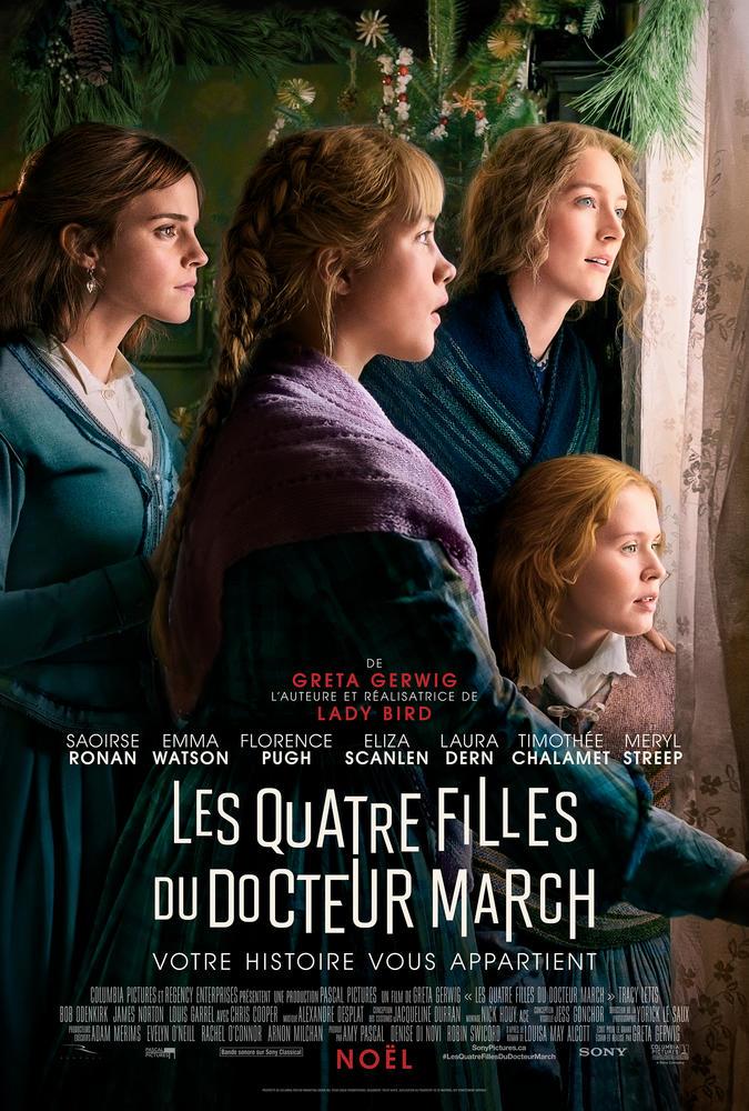 Les Quatre Filles Du Docteur March 2019 Film Cinoche Com
