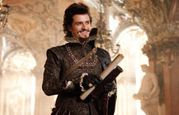 Orlando Bloom dans le suspense Zulu