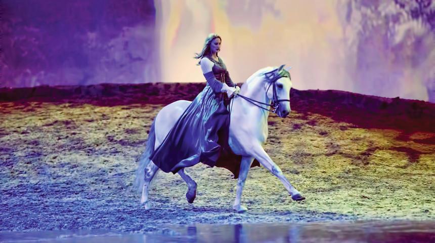 Cannes 2015 : Odysseo 3D présenté en grande primeur