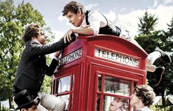 Un film sur One Direction en développement chez Sony