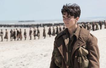 Box-office nord-américain : 50,5 millions $ pour Dunkirk