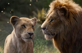 Box-office québécois : Encore 1 million $ pour Le roi lion